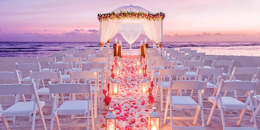 jamaica destination wedding, jamaica beach wedding